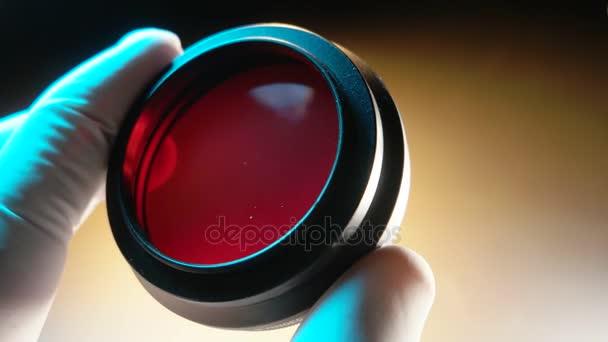 filtr objektiv fotoaparátu