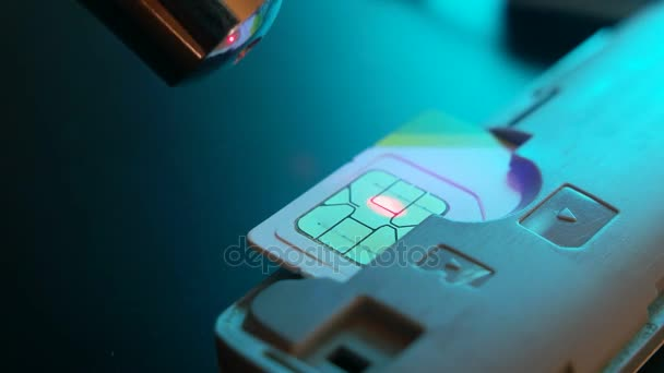 SIM kartu z telefonu