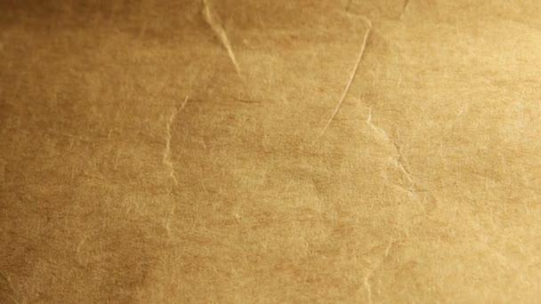 Starý papír deformační