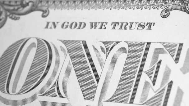 Nahaufnahme von US-Dollar