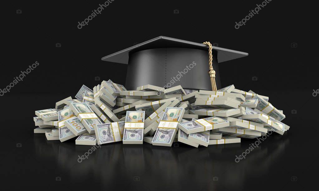 Graduation Card Money Cap and Gown Origami – Satsuma Designs | 615x1023