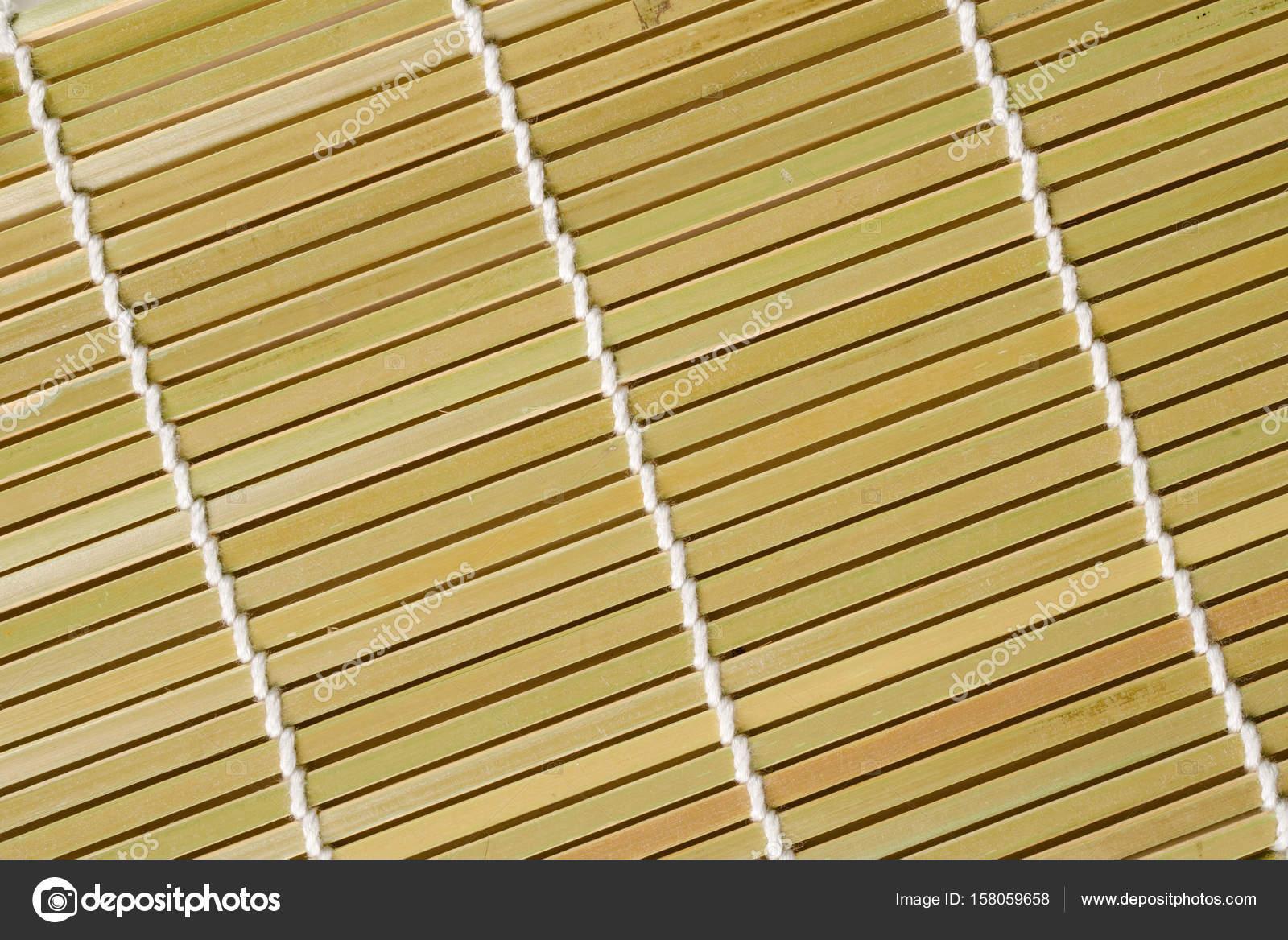 Marco completo estera de bambú — Foto de stock © OlafSpeier #158059658