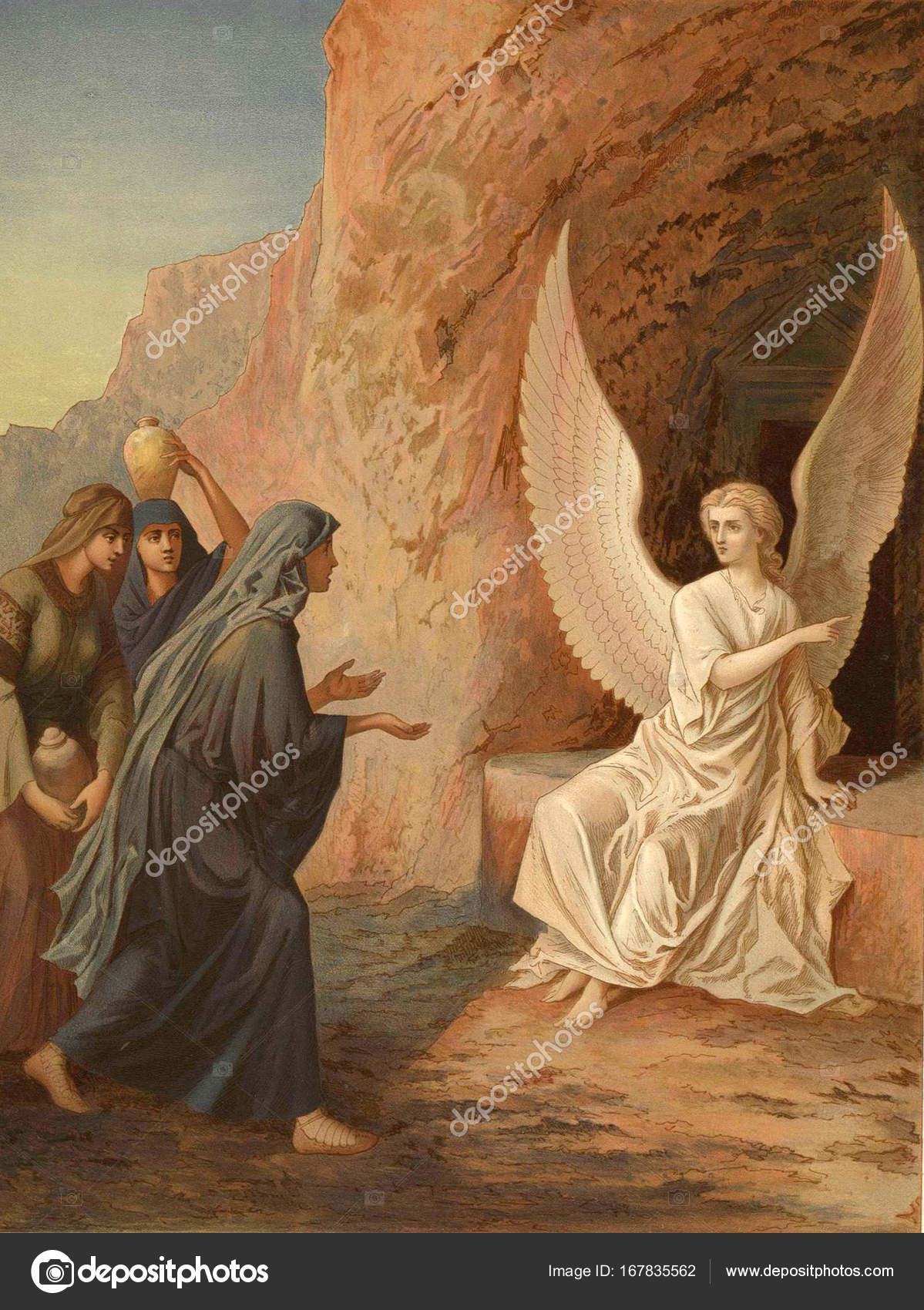 Imágenes Descargar Del Señor Jesús El ángel En La Tumba Del Señor