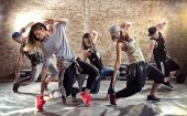 Fotografie Dance fitness workout