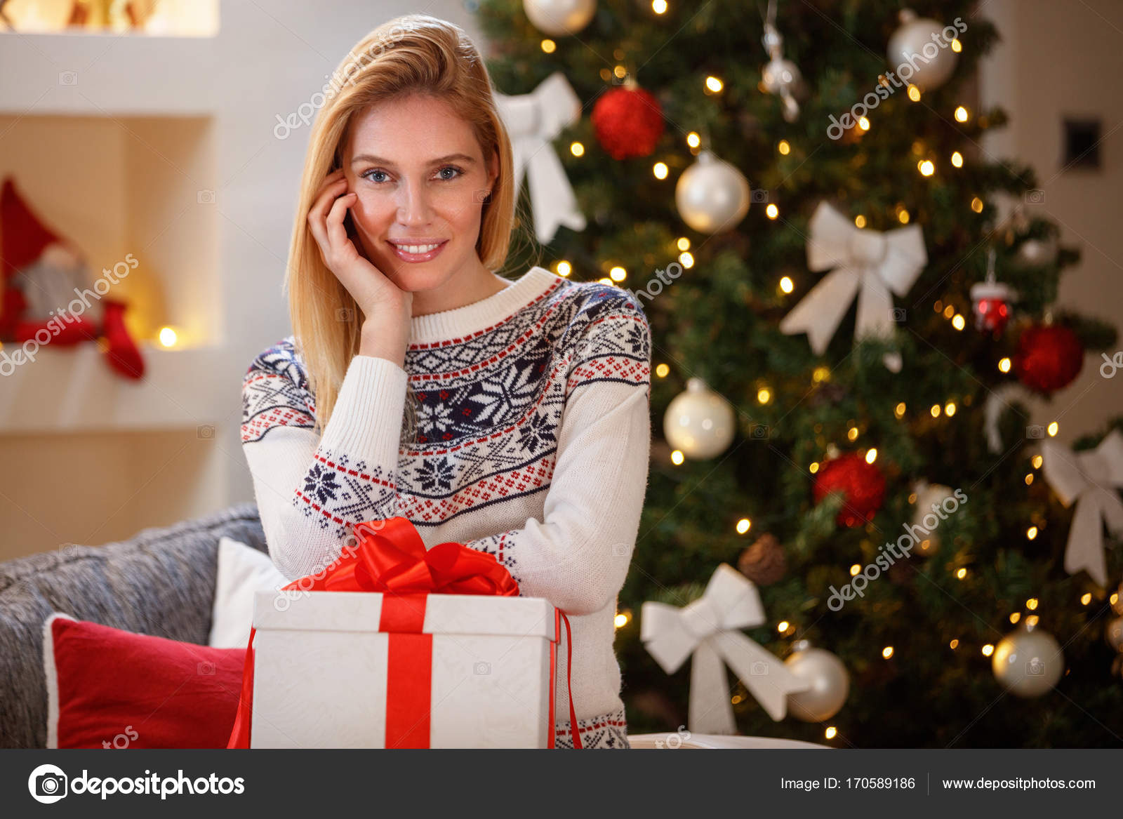 julklapp till kvinna