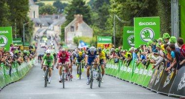 The Sprint - Tour de France 2016