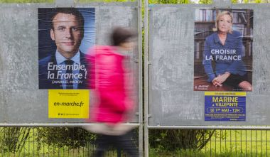 French Election - The Second Round