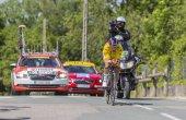 A kerékpáros Thomas De Gendt - kritérium du Dauphine 2017