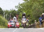 Cyklista Tony Martin - Criterium du Dauphine 2017