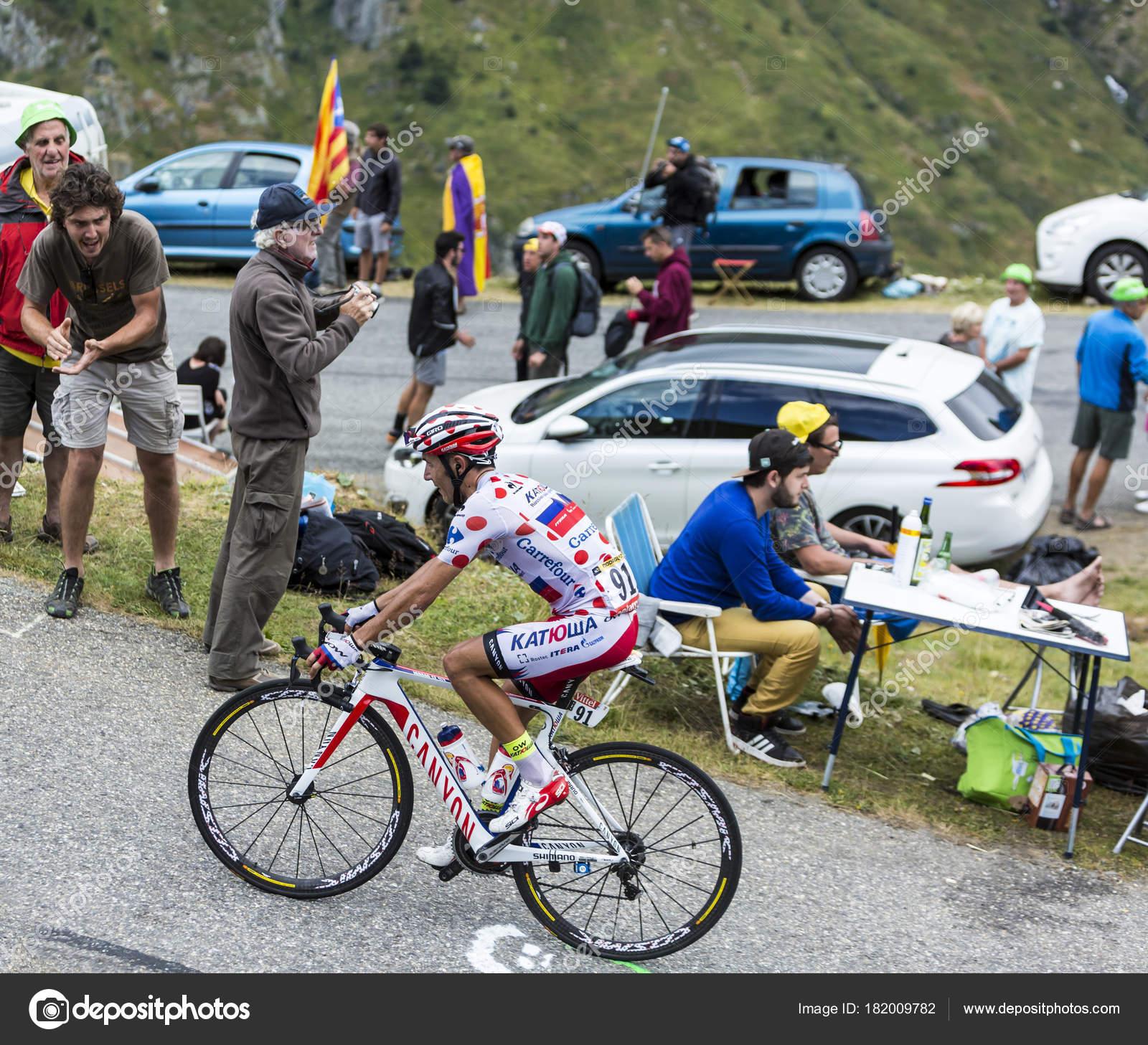 サイクリストのホアキン ・ ロド...