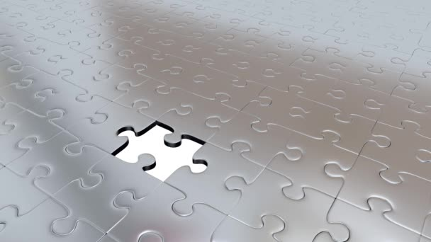 One Red Puzzle Piece transform all other Silver Puzzle Pieces into Red