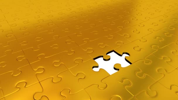 One Silver Puzzle Piece transform all other Gold Puzzle Pieces into Silver
