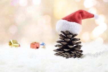Christmas background theme