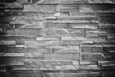pattern of decorative stone wall background
