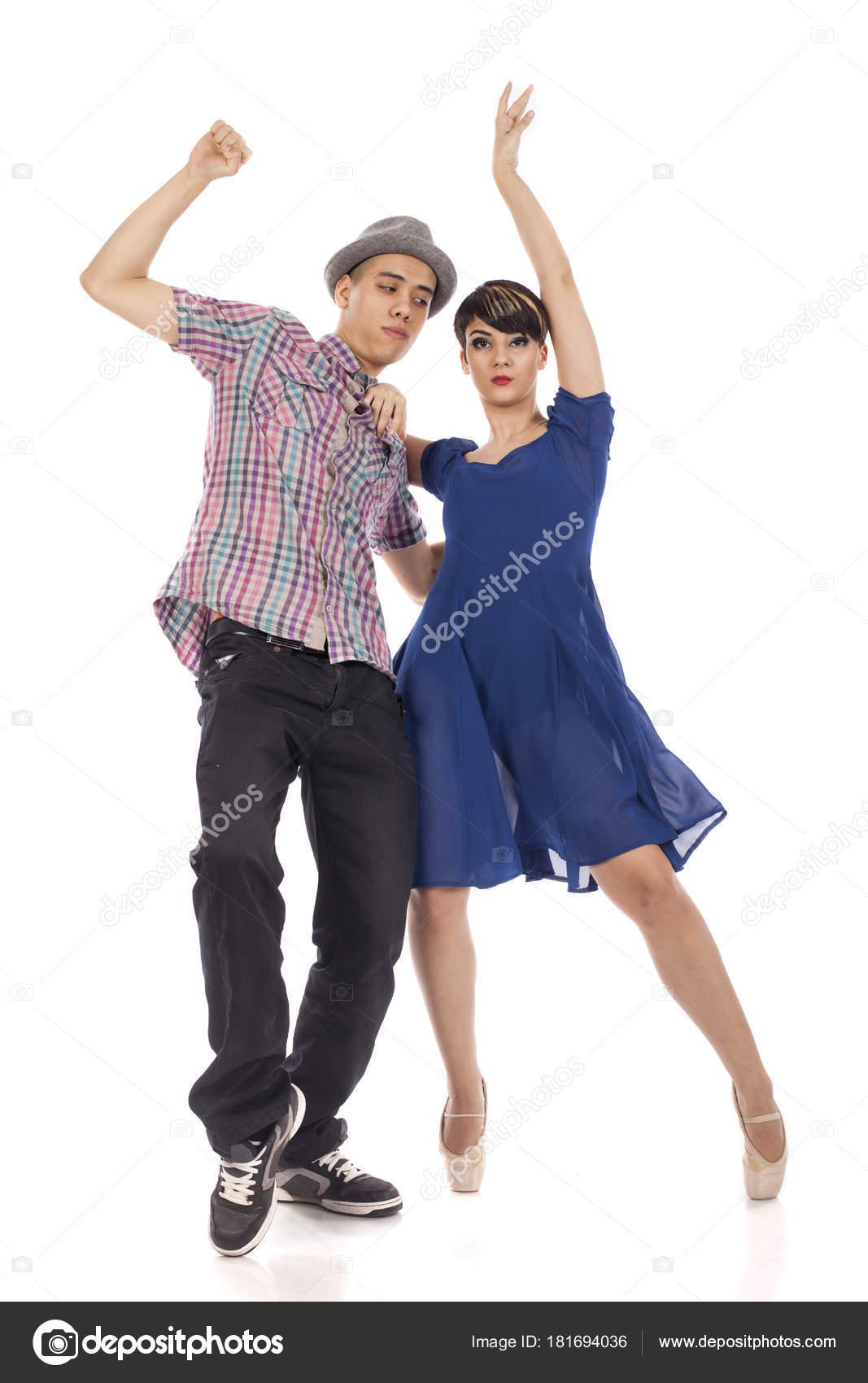 Rencontres un danseur chemises