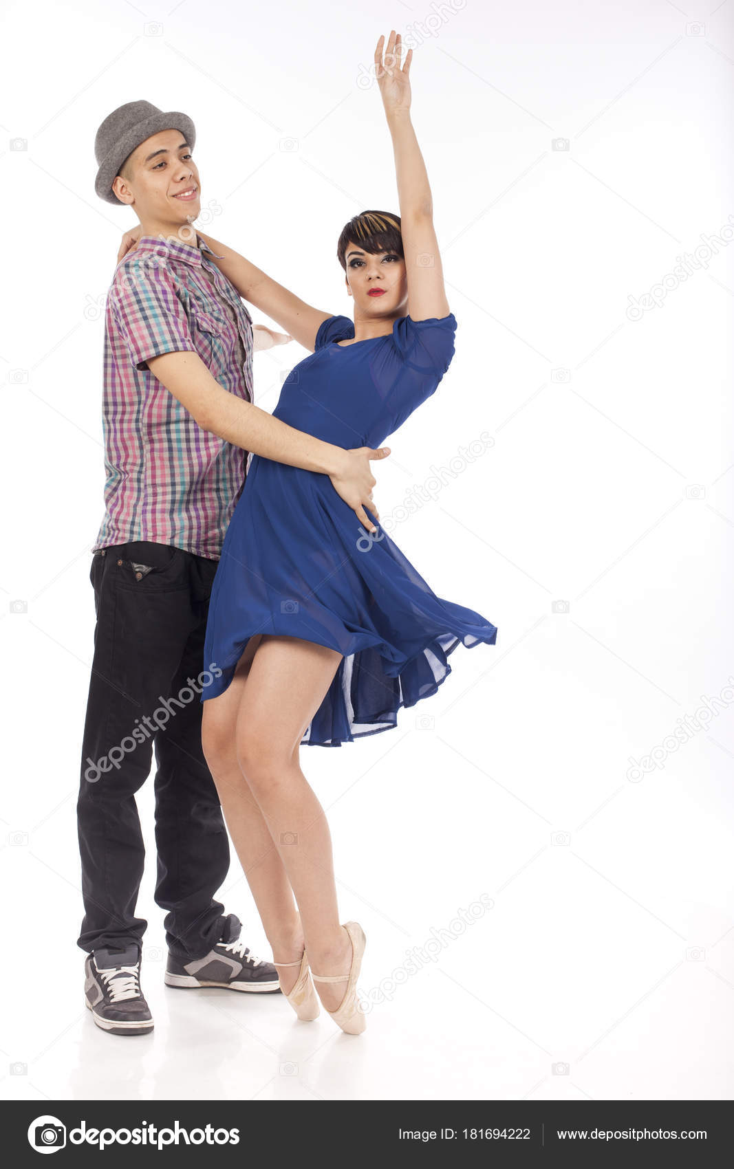 Ballerini di salsa datazione