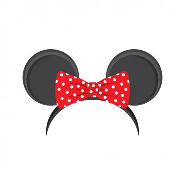 mouse ears headband for carnival