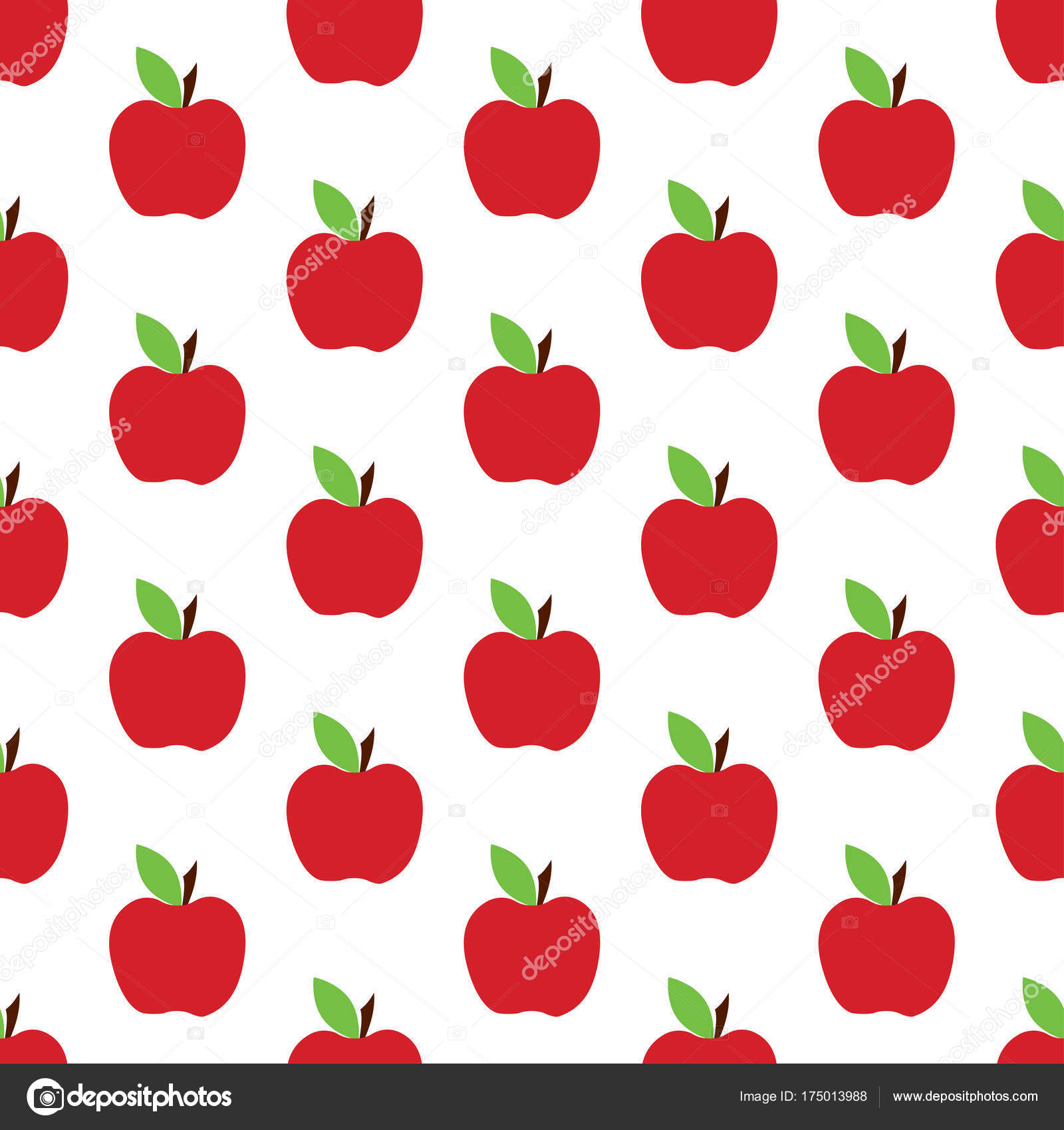 Beautiful Wallpaper Macbook Pattern - depositphotos_175013988-stock-illustration-apple-pattern-on-the-white  Picture_782213.jpg
