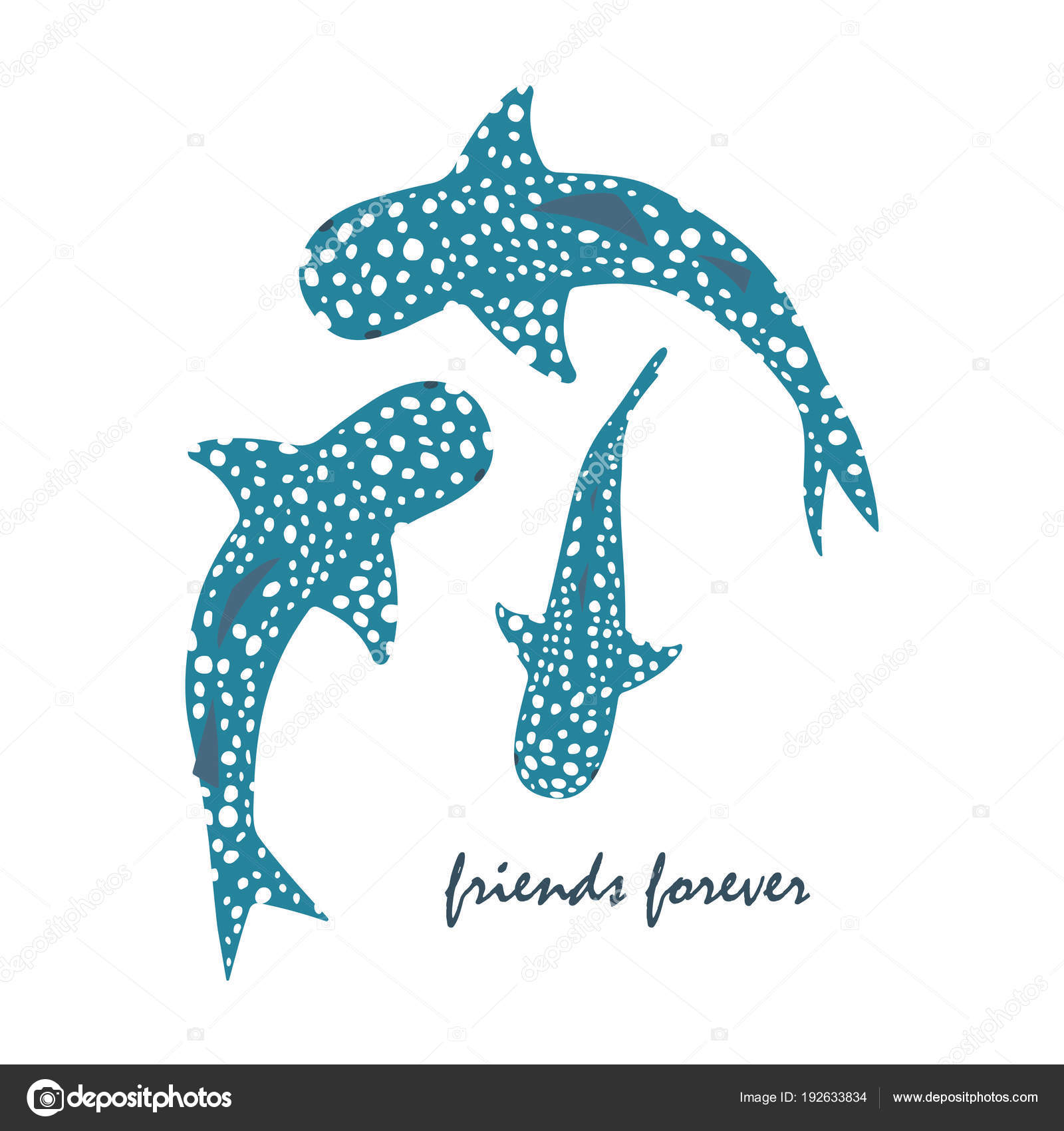 Disegno di squalo balena vettoriali stock makc76 for Disegno squalo