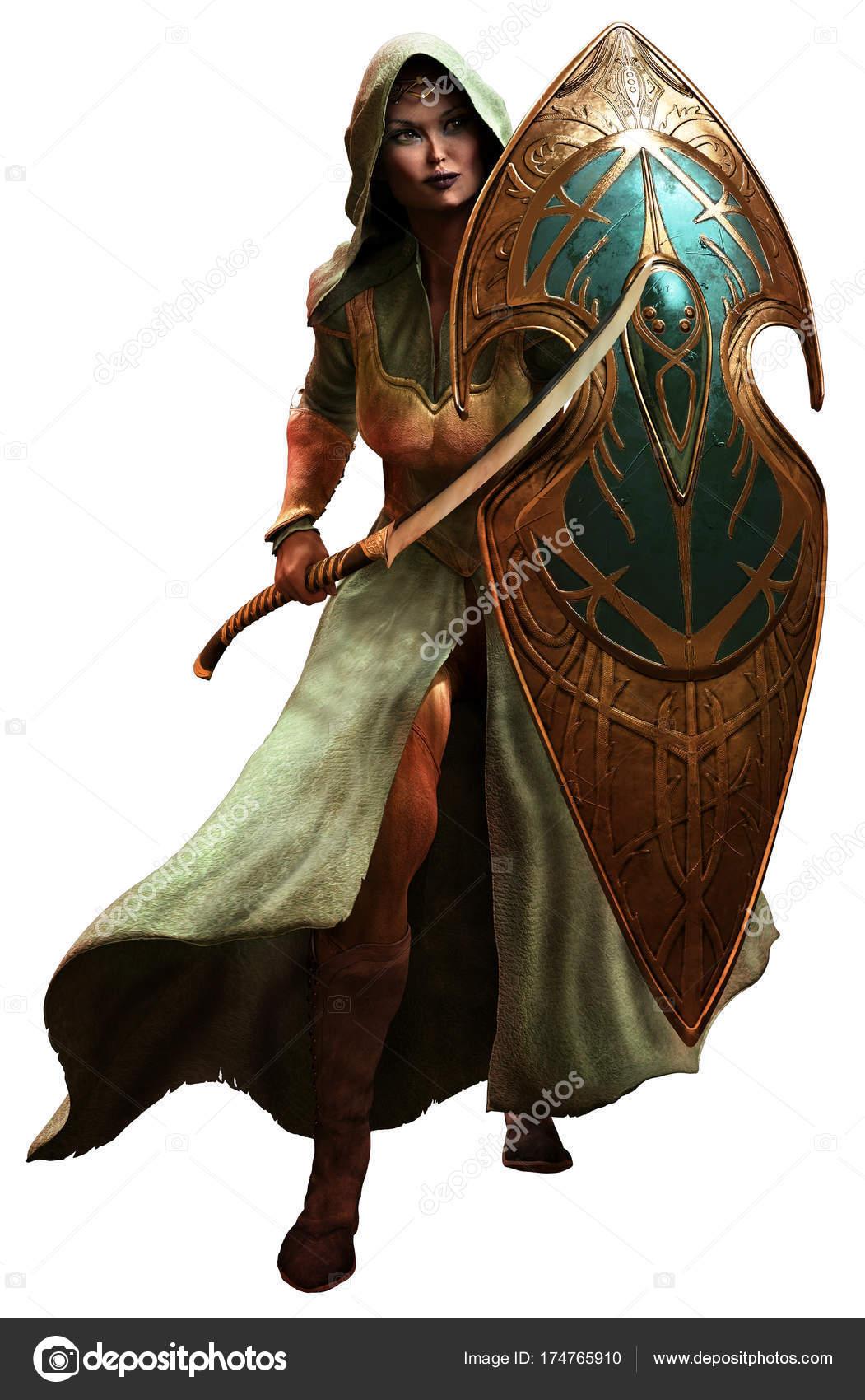 [Aventura]: Os Escolhidos - Página 20 Depositphotos_174765910-stock-photo-elf-warrior-illustration