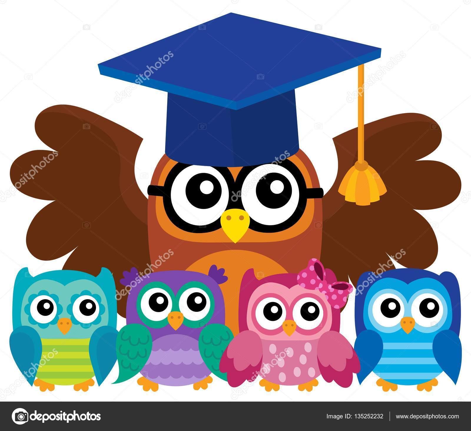 coruja professora e corujinhas tema imagem 4 vetores de owl clipart silhouette owl clipart to print free