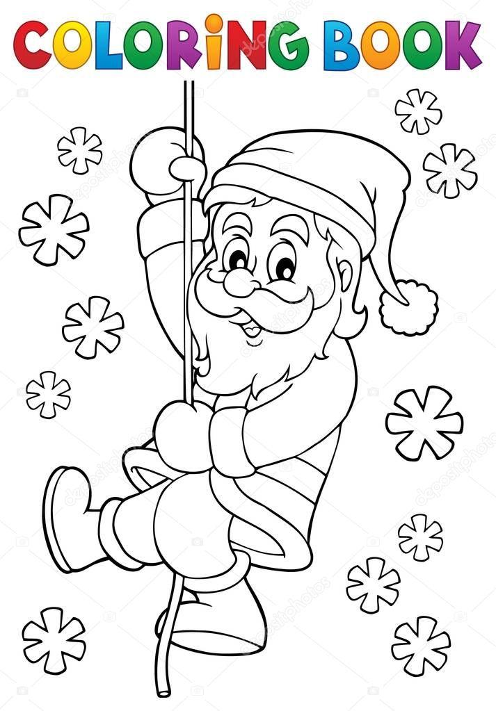 Atemberaubend Santa Claus Malvorlagen Bilder - Ideen färben ...