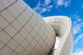 Heydar Aliyev központ Múzeum-ban Baku, Azerbajdzsán
