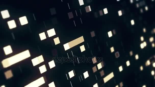 abstraktní digitální záznam
