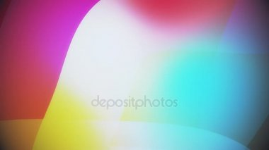 abstract colourful huge shapes
