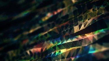 pozadí futuristické abstrakce