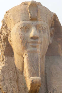 Statue of Ramesses II