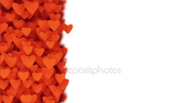 Valentin-napi köszöntés videó kártya