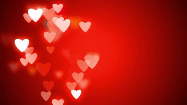 Den svatého Valentýna pozdrav grafická karta