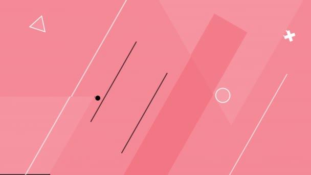 einfacher grafischer Hintergrund in Pastelltönen