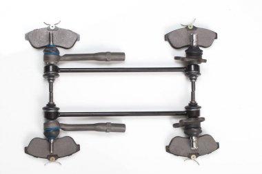 Car suspension parts new detail kit set