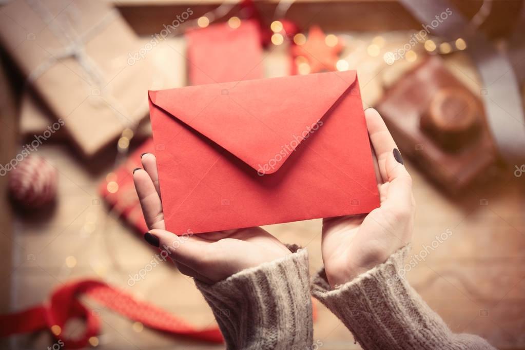 этом письмо в руках картинки покров для