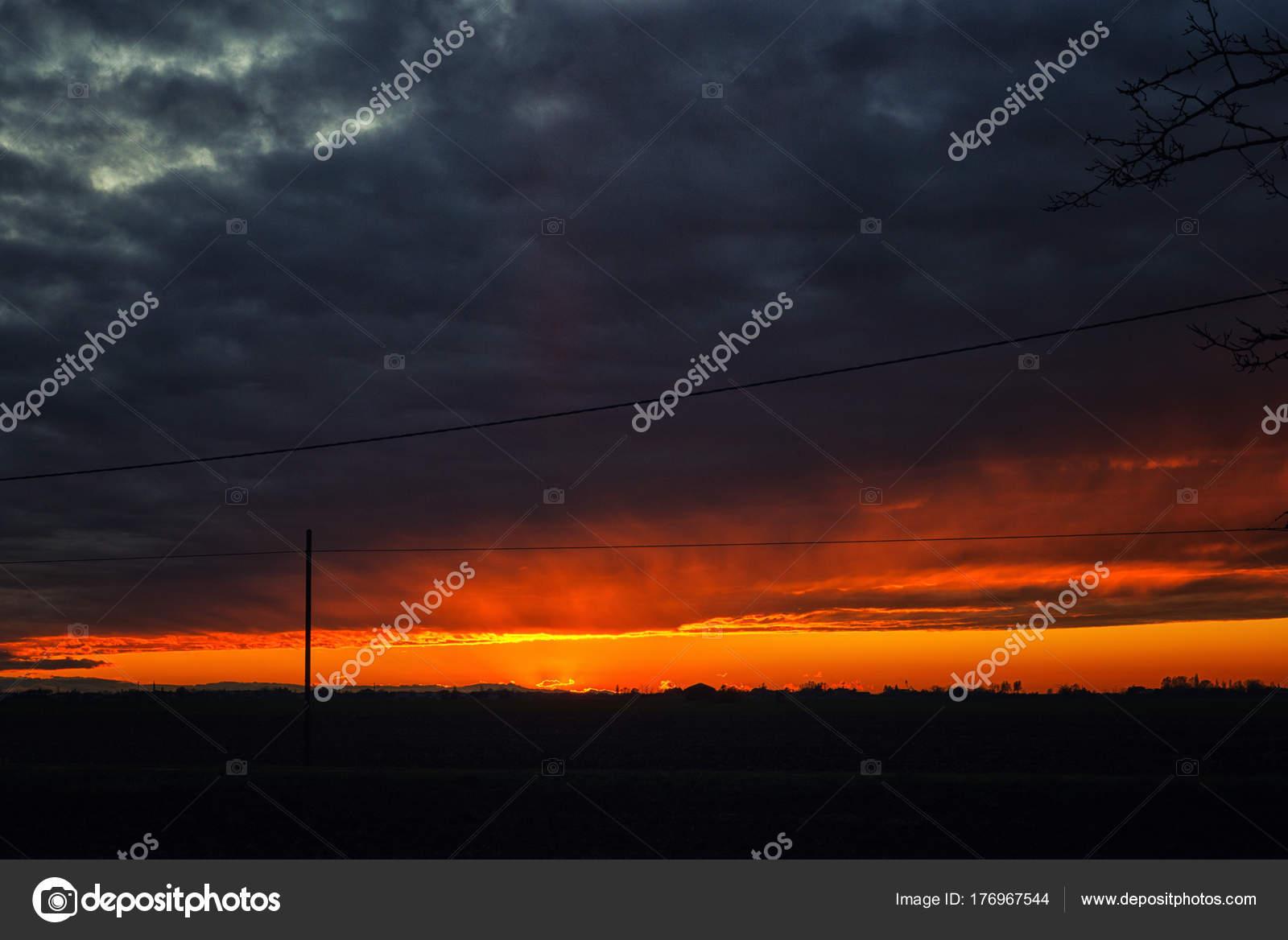 tijd van zonsondergang