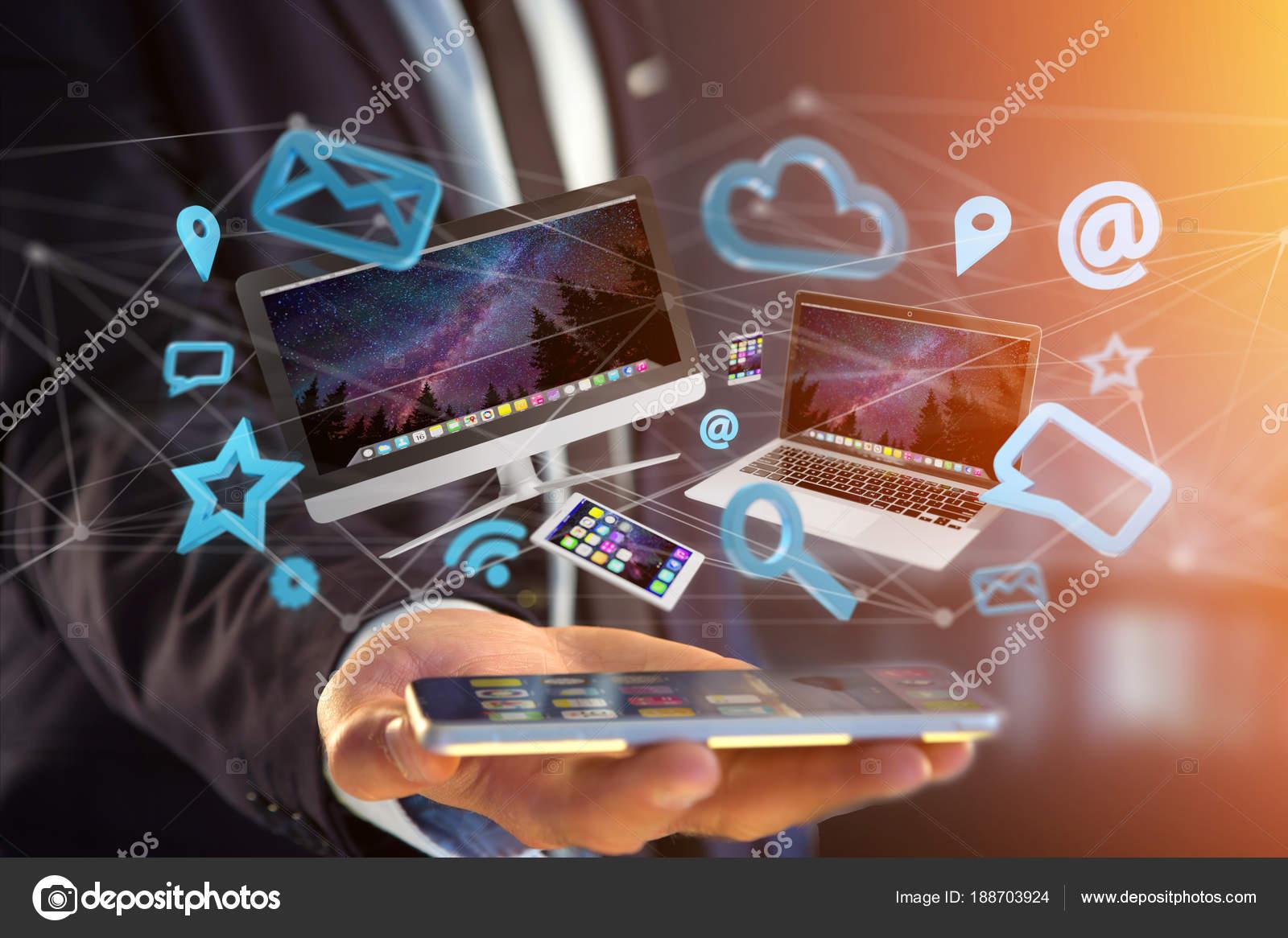 aplikace pro připojení k počítači