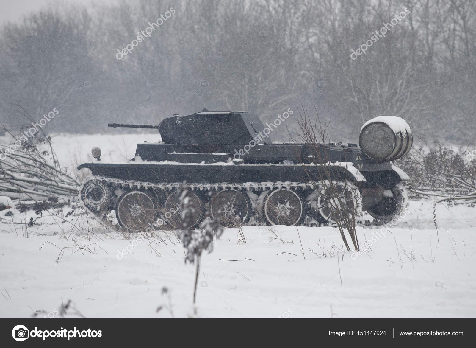 Tank Sovyet Ordusu