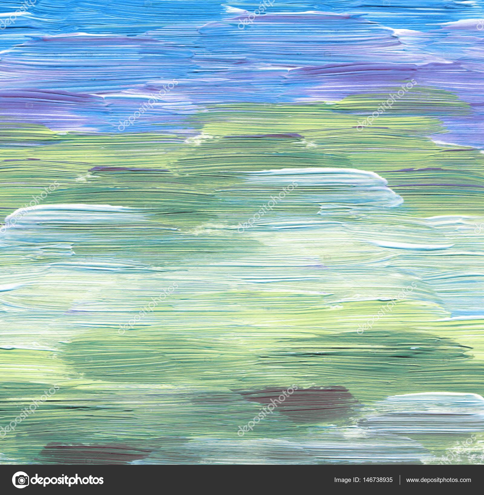Imágenes Sencillas Para Pintar Al Oleo Abstracto Texturado