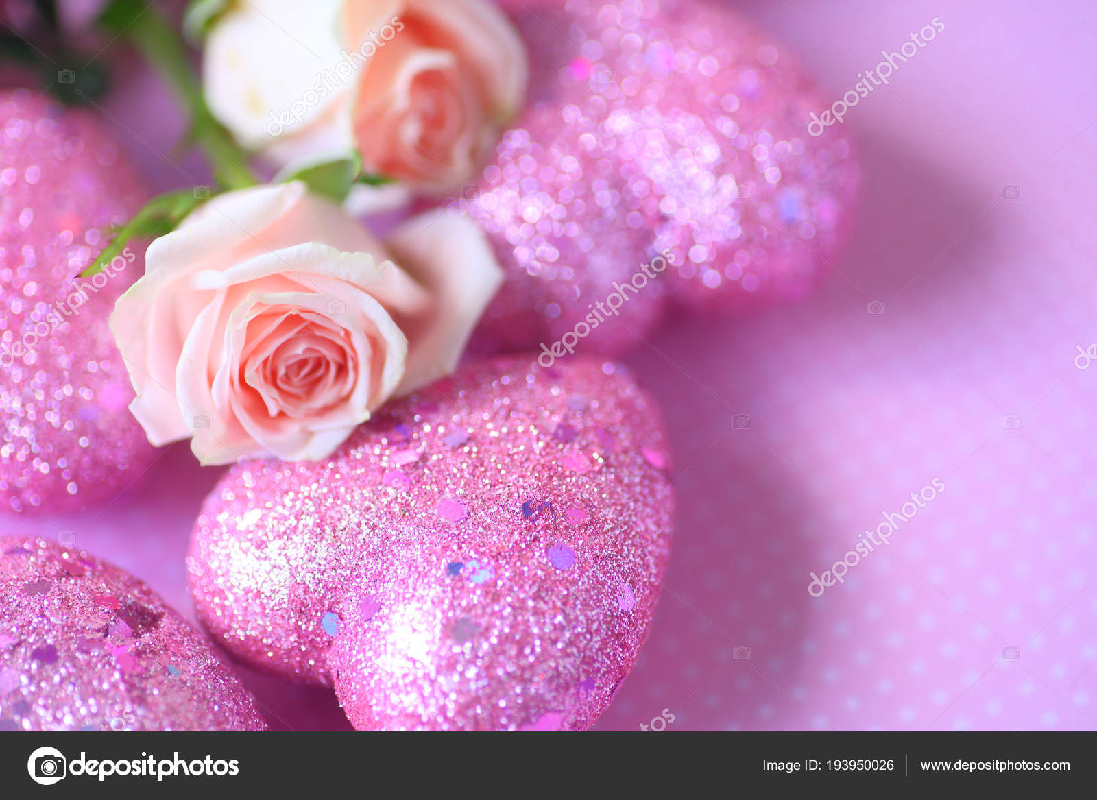 To acquire Roses pink and hearts pictures trends