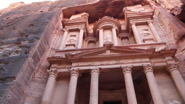 Al Khazneh at ancient Rose City