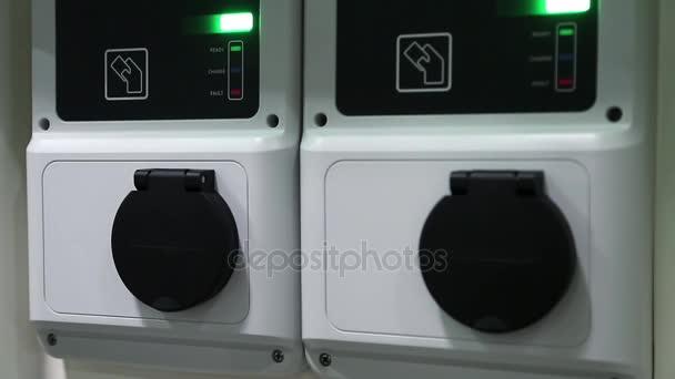 Dispositivi per le auto elettriche di ricarica