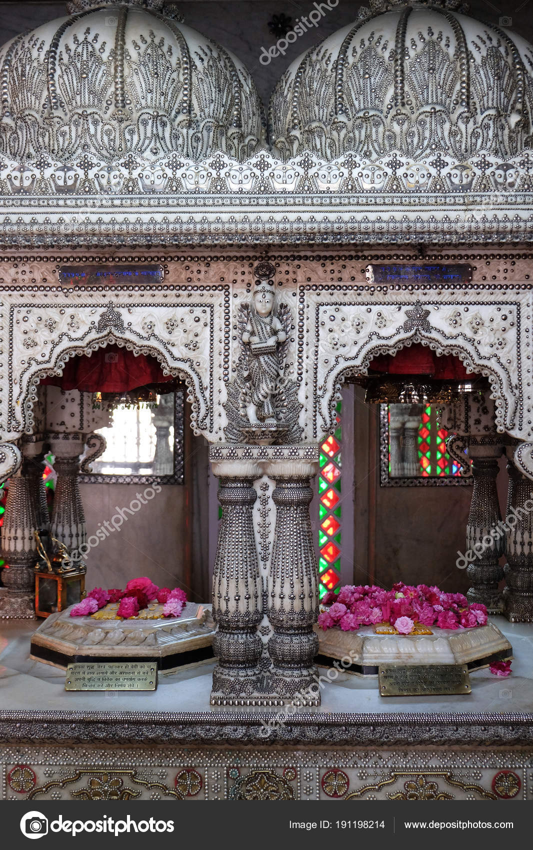 Jain Temple Also Called Parshwanath Temple Jain Temple Badridas