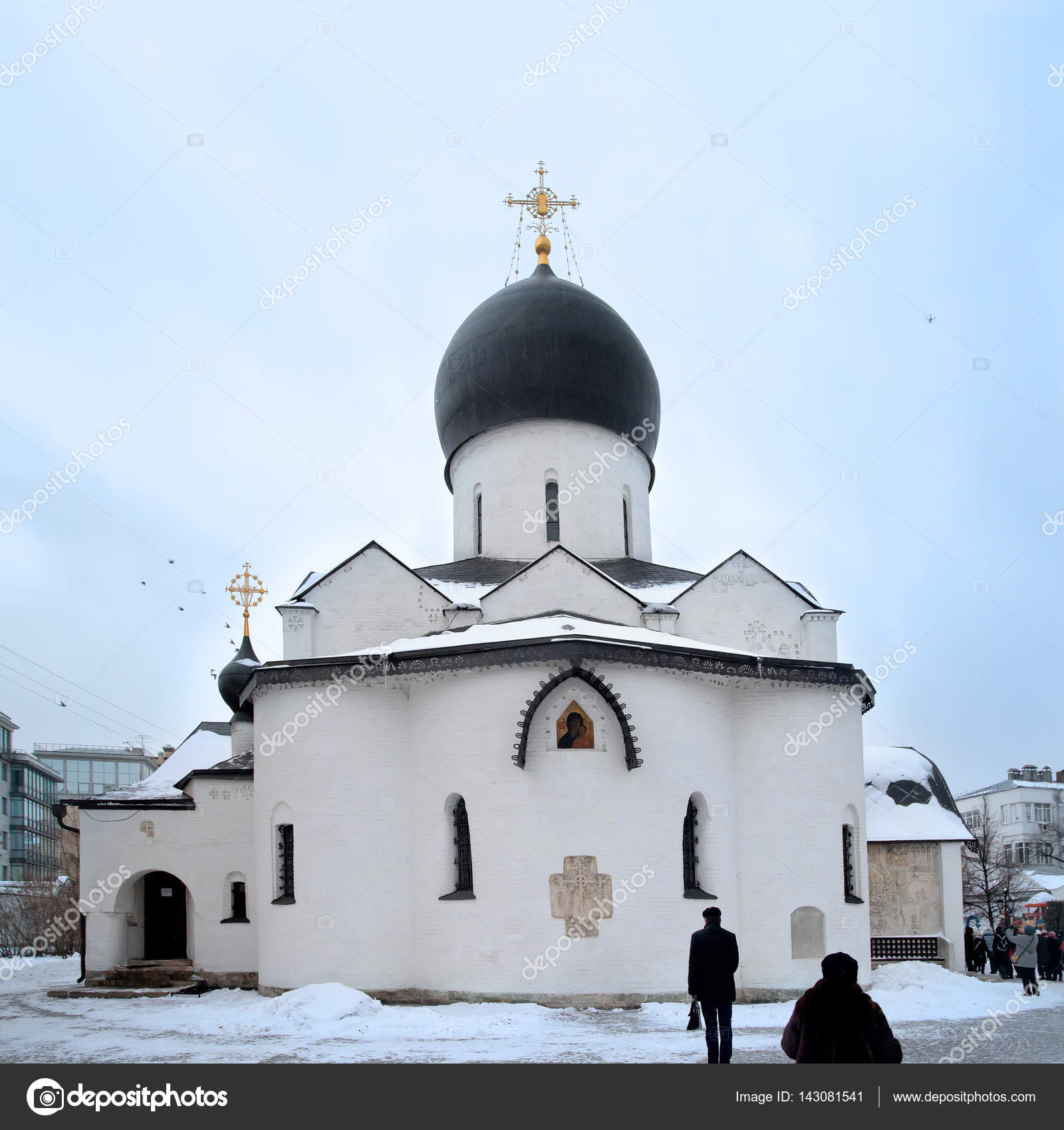 Pokrovsky Convent in Moscow 62