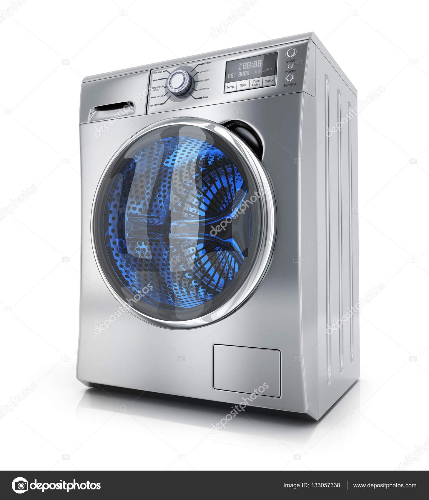Moderne Waschmaschine moderne waschmaschine stockfoto vladru 133057338