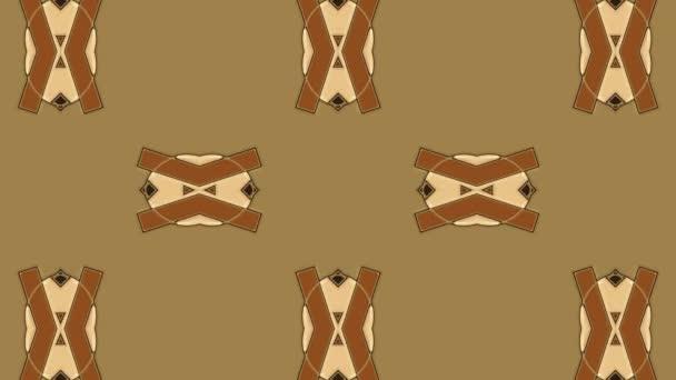 Tarkabarka animáció, anélkül, hogy elszakadna a brown