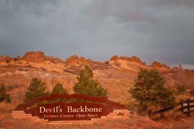 Devil's Backbone Larimer County Open Space