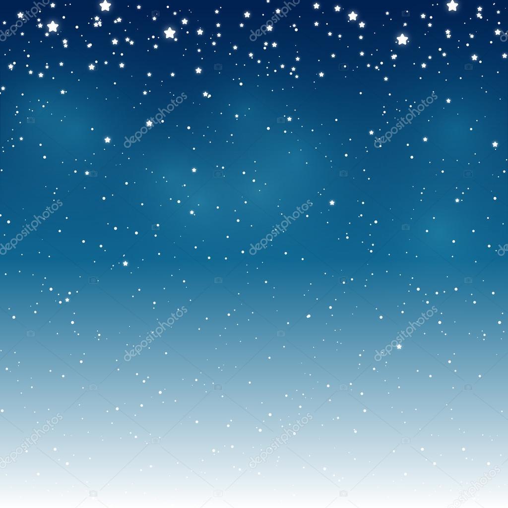 Sfondo Di Cielo Stellato Vettoriali Stock Huhli13 127991084