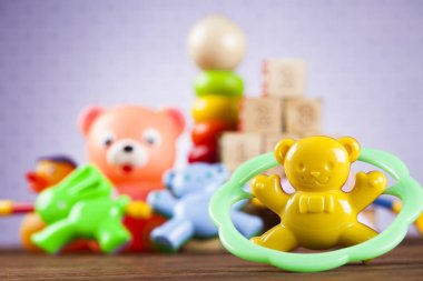 colorful toys for kids